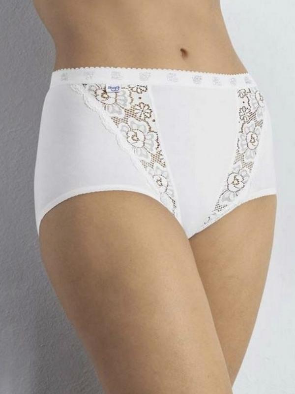 Sloggi Chic Maxi Briefs (4PK) For Ladies Fashion - UnderMyWear bfc935dac26e