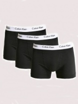 Calvin Klein Cotton Stretch Trunks