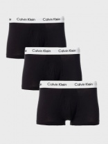 Calvin Klein Low Rise Trunks 3 Pack